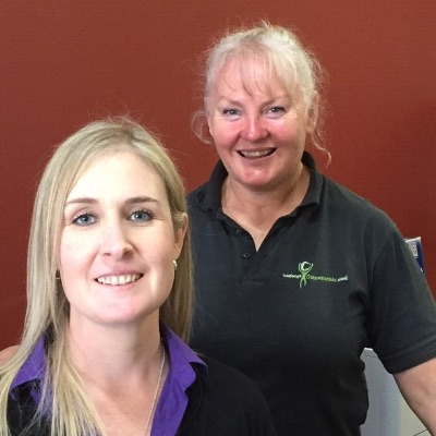 Wodonga Osteopath Reception Staff